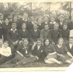 Выпускники ГАБОвской сельской школы. 19.06.1941